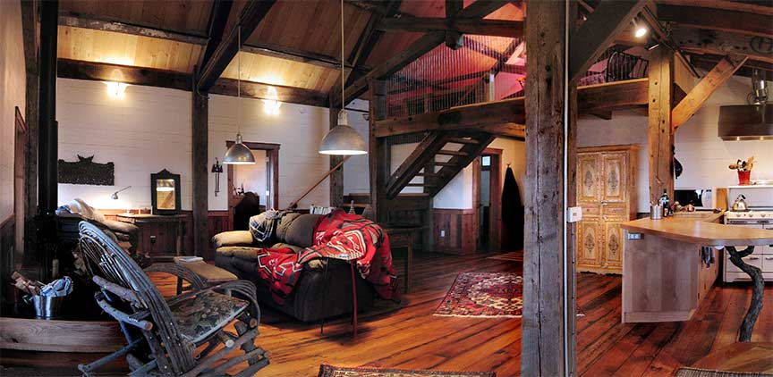Julian Bed And Breakfast The Artists Loft